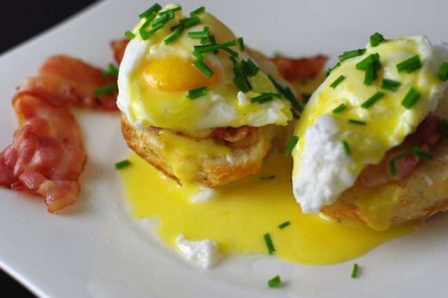 Eggs Benedict | © Christoph Strässler/Flickr