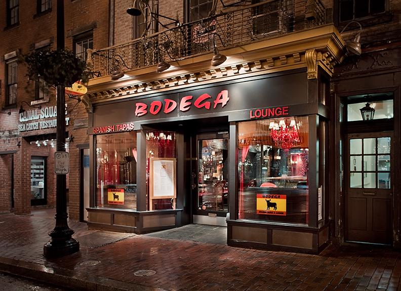 Bodega Spanish Tapas & Lounge ©www.bodegadc.com