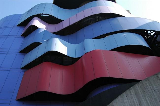 Instituto Tomie Ohtake, Sao Paulo | © Monica Kaneko/WikiCommons