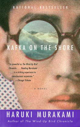 Kafka on the Shore, Murakami © Courtesy of Publishing Perspectives