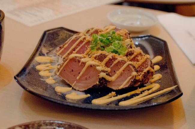 Peppered tuna | © drea/Flickr