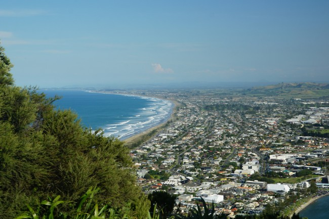 Tauranga, New Zealand | © thinkrorbot/Flickr