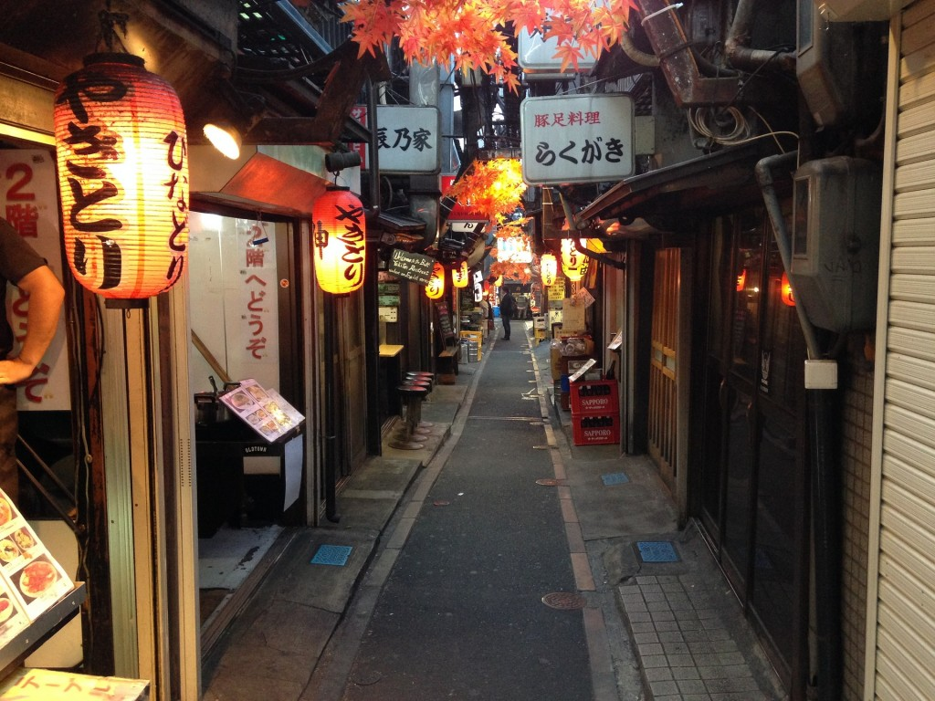 Traditional Japanese Eateries