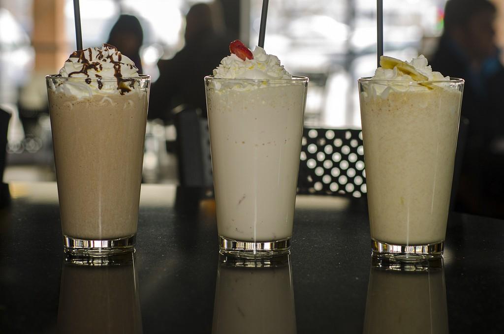 Milkshakes ©Kurman Communications, Inc.