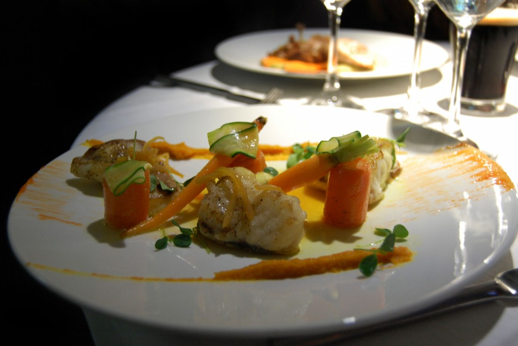 Monkfish at Pearl Brasserie | ©ladyb/Flickr