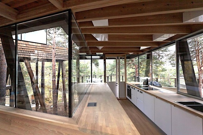 Jensen & Skodvin - Summer House Storfjord | © Courtesy of Jensen & Skodvin