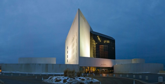 The JFK Library | © Fcb981/WikiCommons