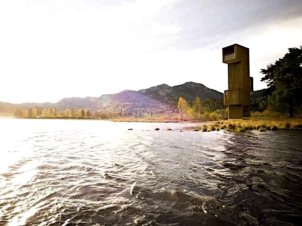 Seljord Lookout Points | © Courtesy of Rintala Eggertsson