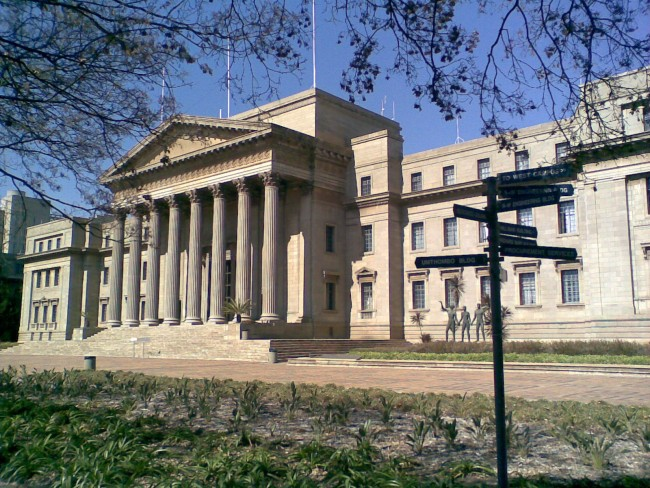 The Wits University | © Samuella99/WikiCommons