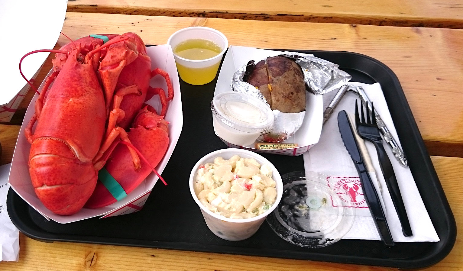 The 10 Best Lobster Restaurants In Maine