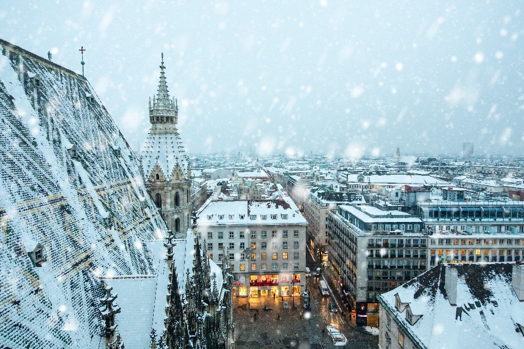 Christmas In Austria.10 Things To Do In Vienna This Christmas