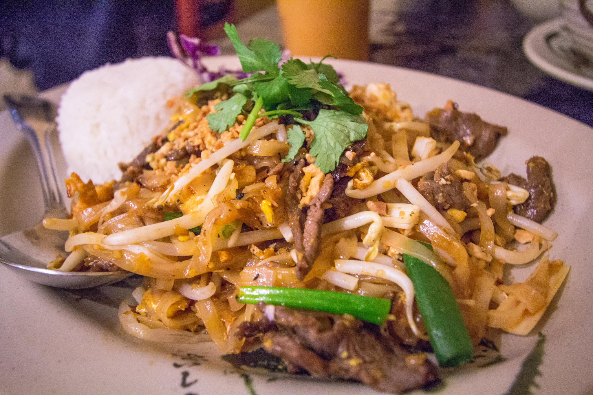 Pad Thai | © sstrieu / Flickr