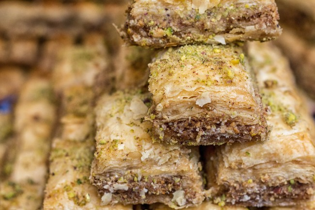 Baklava |© Catherine Sharman/Flickr