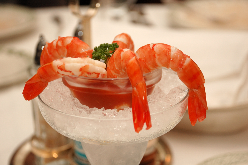 Cuban shrimp cocktail | © Ming-yen Hsu / Flickr