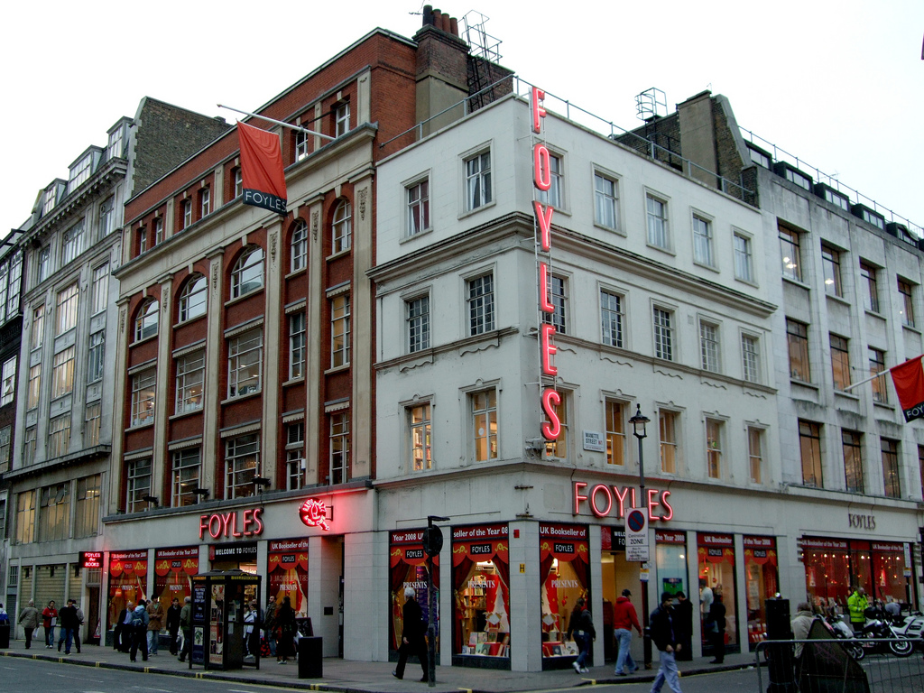 Top 10 Bookshop Caf 233 S In London