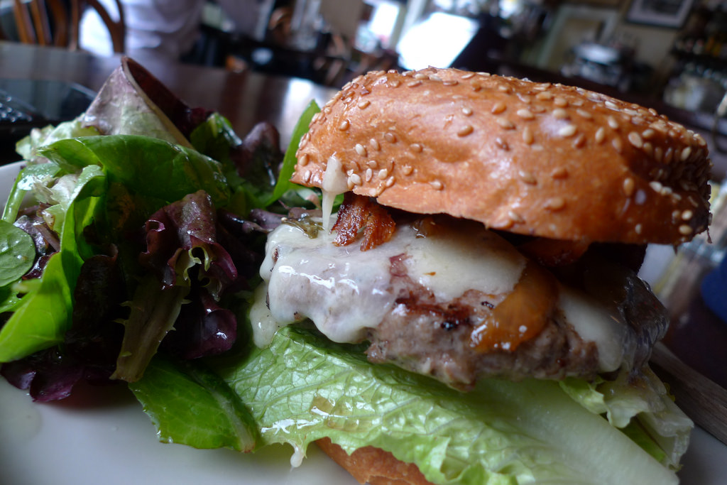 Short Rib Burger | Ron Dollete/Flickr