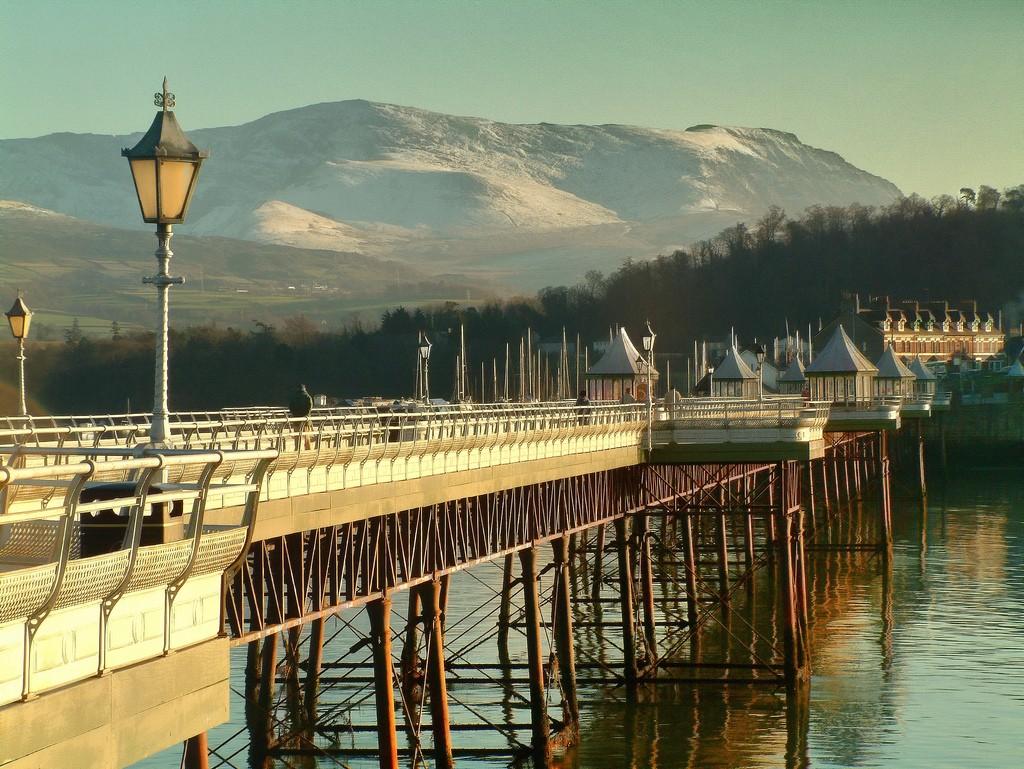 Bangor Pier ©Denis Egan/Flickr
