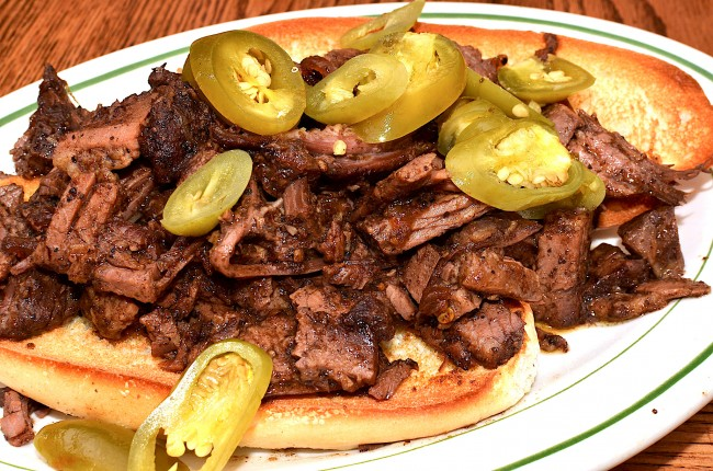 Beef brisket | © jeffreyw/Flickr