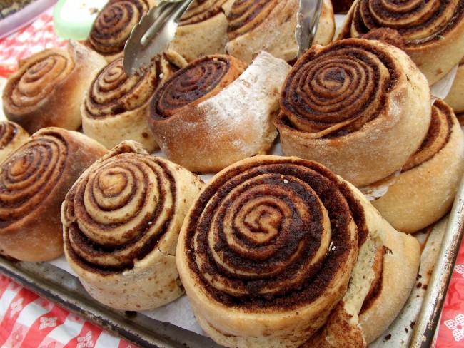 cinnamon rolls  © Pixabay