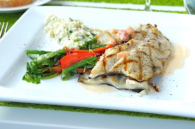 Grilled trout | © Ralph Daily/Flickr