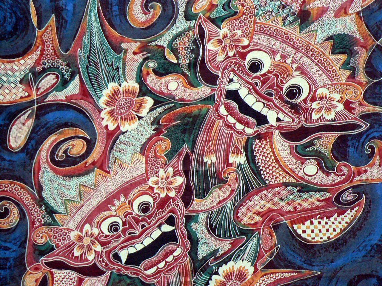 Designs For Batik Art