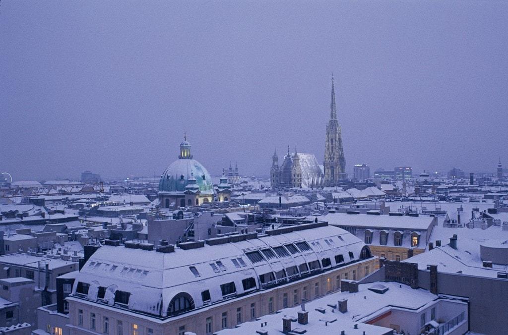Wien, Stadtpanorama