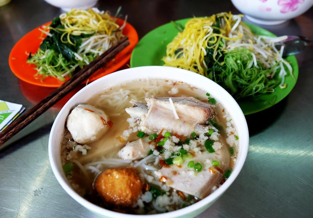 Vietnamese cuisine© Pladao /Shutterstock