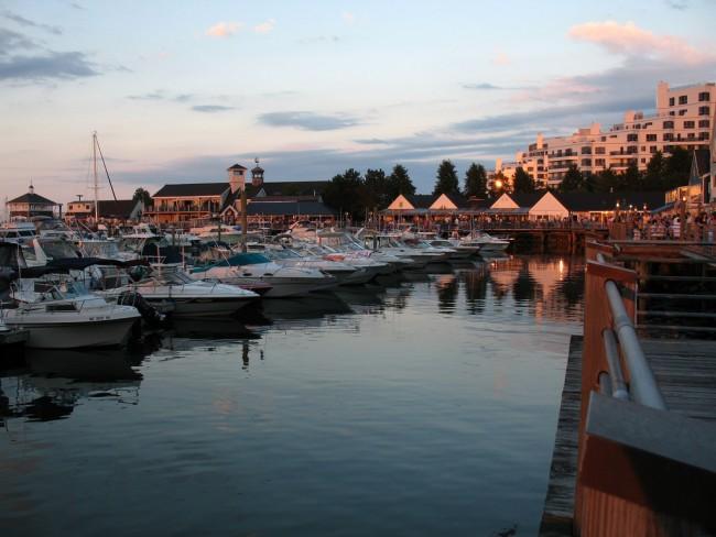 Marina Bay Harbor, North Quincy © Himmelrich PR/Flickr
