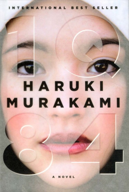 1Q84 | Image Courtesy of Alfred A. Knopf