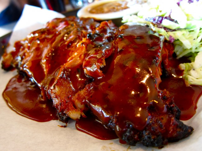 Baby Back Ribs | © djjewelz/Flickr