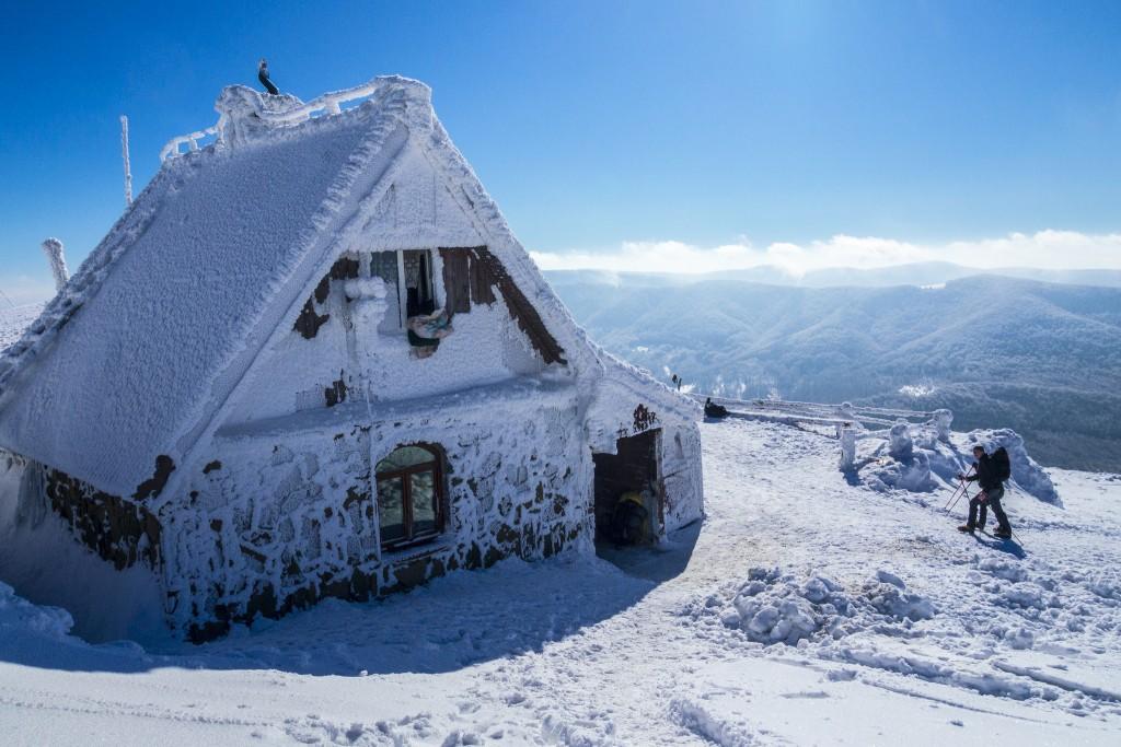 Bieszczady Mountains| © Emploia/Flickr