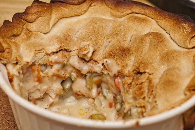 Chicken Pot Pie | © edwin/Flickr