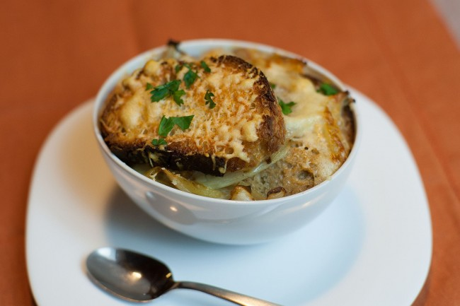 French Onion Soup | © Ludovic Péron/WikiCommons
