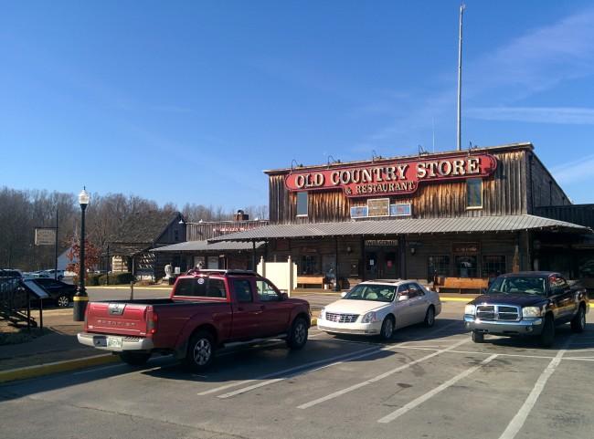 Baked Cheescake | © Store at Casey Jones Village, Jackson, TN / Flickr