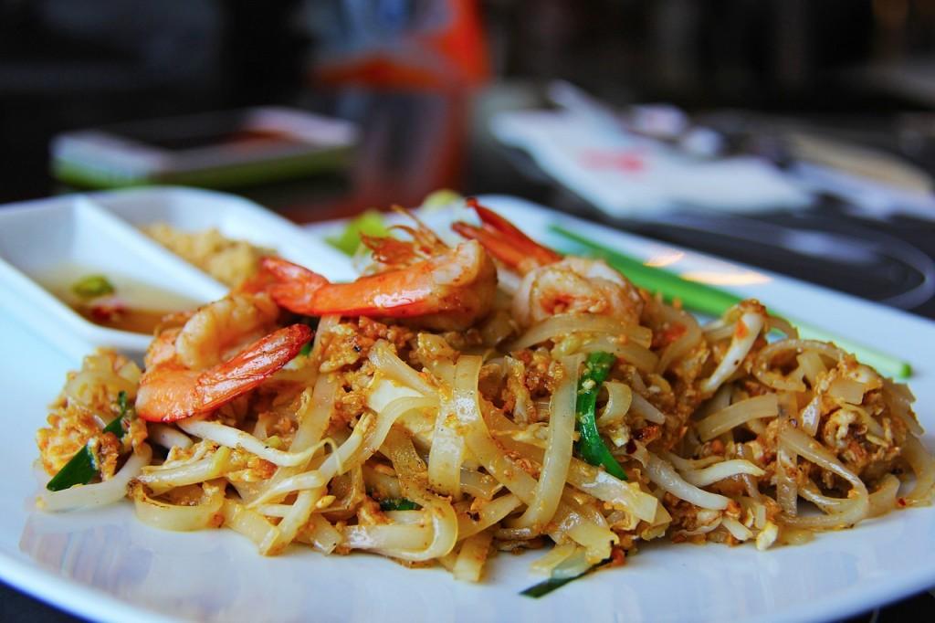Pad Thai | ©Pixabay