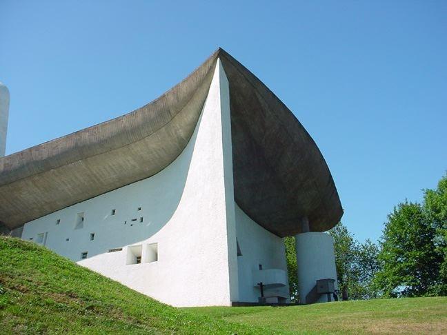 Chapelle Notre Dame du Haut | Valueyou/WikiCommons