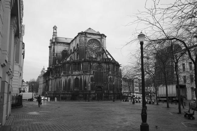 Église Sainte Catherine, Bruxelles| © Marc Cousin /Flickr
