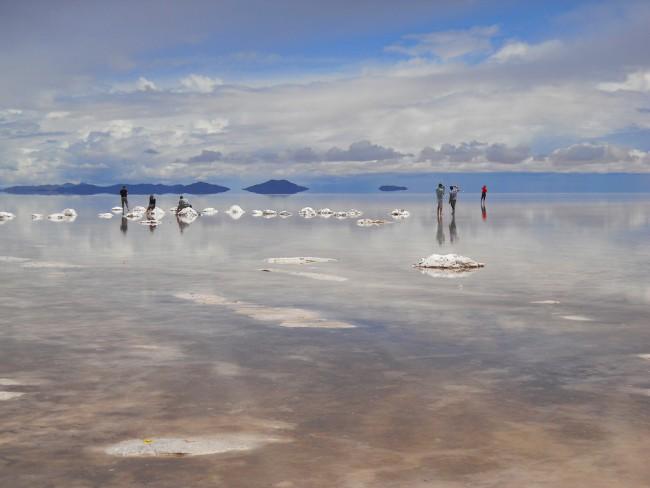 Salt Flats Bolivia© psyberartist / Flickr