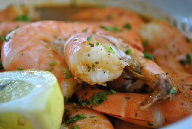 Gulf Shrimp | © Larry Hoffman / Flickr