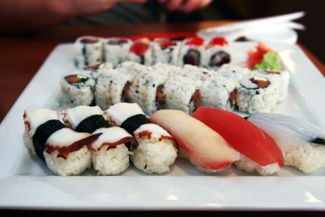 Sushi Platter | © Quinn Dombrowski/Flickr