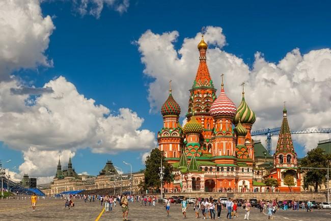 St. Basil Cathedral | © Anton Zelenov/WikiCommons