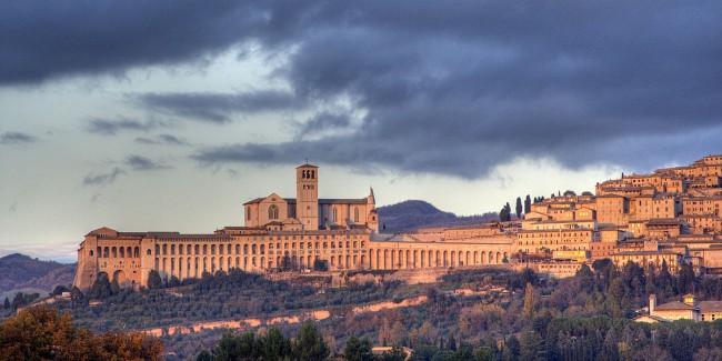 Basilica of San Francesco d'Assisi | © Roberto Ferrari/WikiCommons