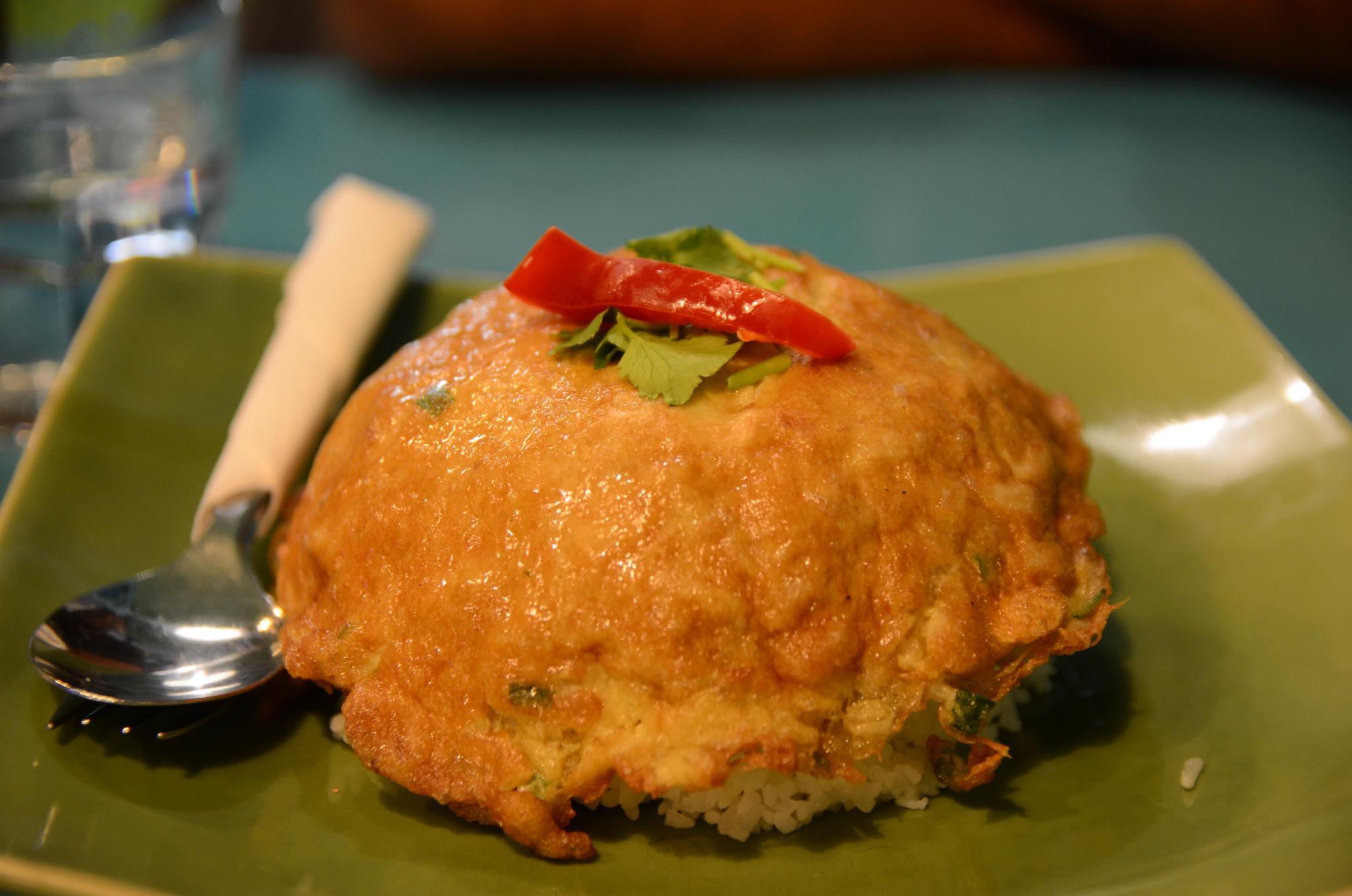 Thai Omelette | © Alpha / Flickr