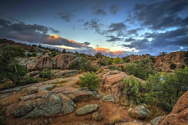 Rocks & Sky, Prescott Arizona © Scott Taylor/Flickr