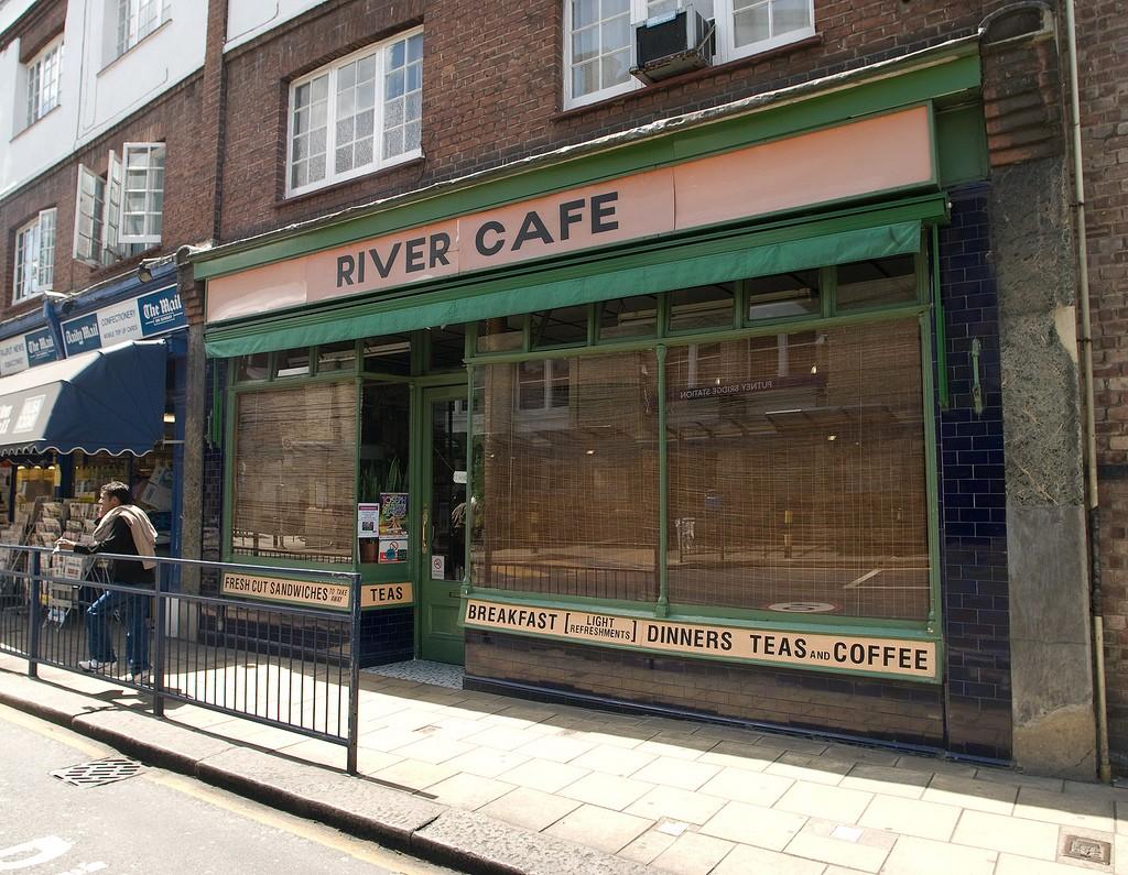 The River Cafe Fulham London ©Chris Guy / Flickr