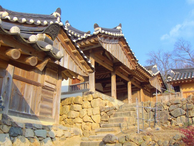 Yangdong Folk Village |©Yeowatzup/Flickr