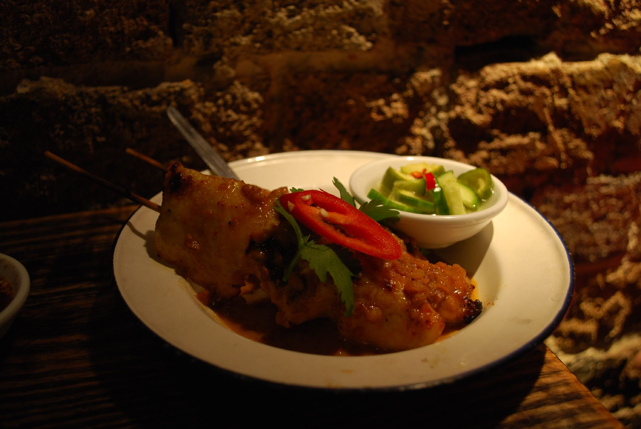 Thai Pork Skewers | © Alpha / Flickr