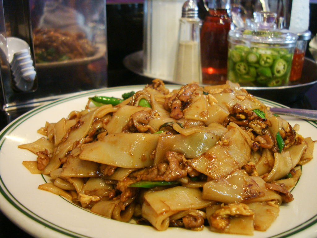 spicy pad see ew | © Eric Chan / Flickr