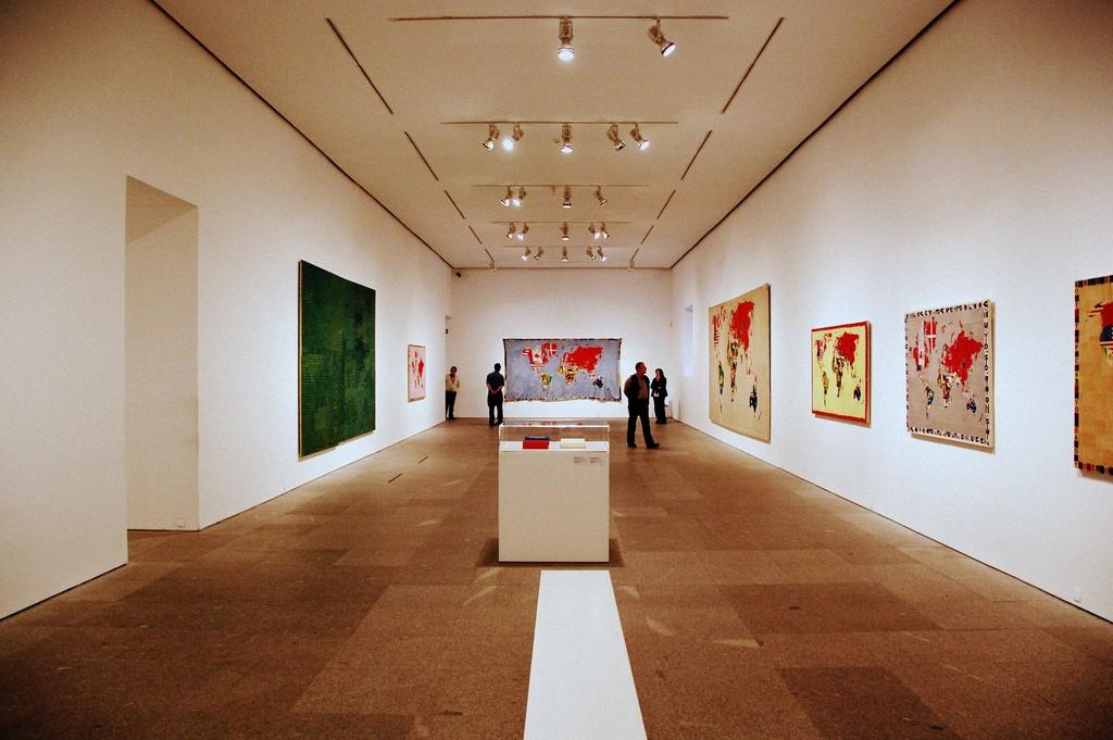 Museo Nacional Centro de Arte Reina Sofia | ©LWYang/Flickr