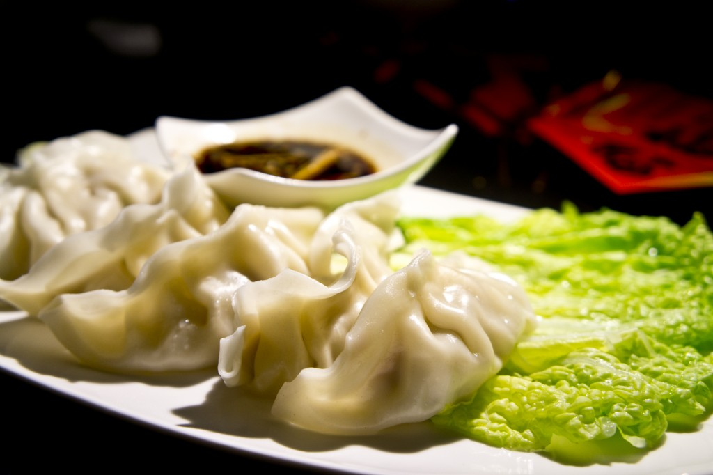 Jiaozi | ©Ruocaled/Flickr